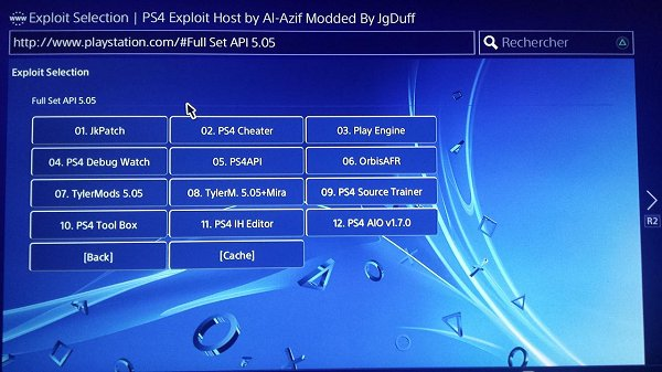 PS4 Cheats.FPKGs PlayStation 4 Cheats Fake Packages by JgDuff 3.jpg