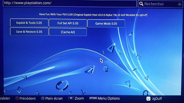 PS4 Cheats.FPKGs PlayStation 4 Cheats Fake Packages by JgDuff 4.jpg