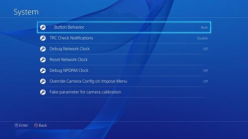 PS4 Dev Menu 2.jpg
