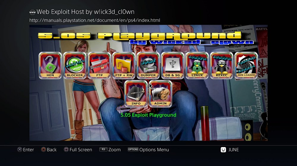 PS4 ESP8266 Web Exploit Host 5.05 Playground by W!ck3d_cl0wn.jpg