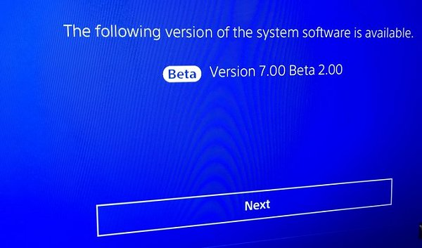 PS4 Firmware System Software 7.00 Beta 2.00 Hits Testers, Features.jpg