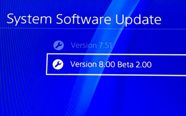 PS4 Firmware  System Software 8.00 Beta Hits Testers, Update Changelog.jpg