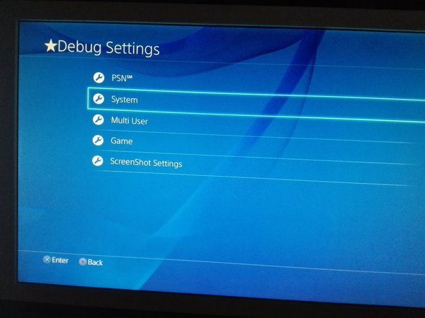 PS4 Mini Debug Settings Menu.jpg
