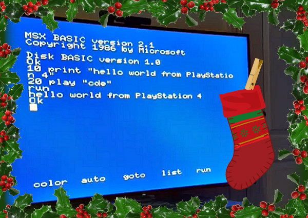 PS4 MSX Emulator Demo by BigBoss Gets Bluetooth Keyboard Support.jpg