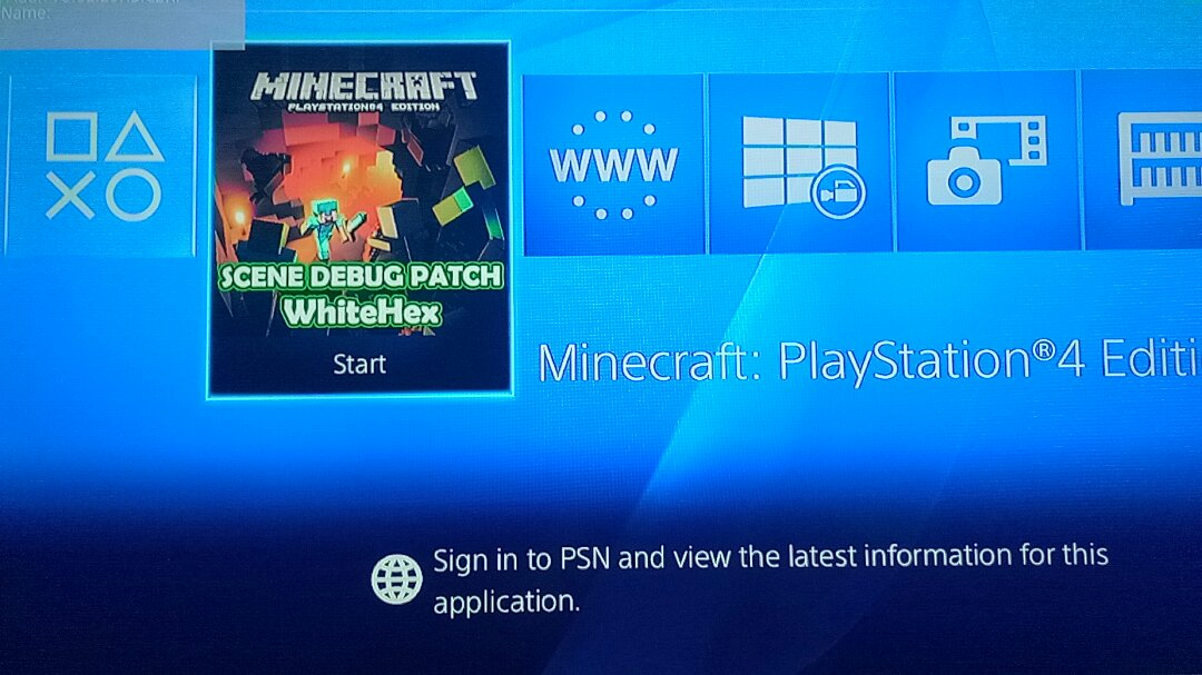 download minecraft for ps3 pkg