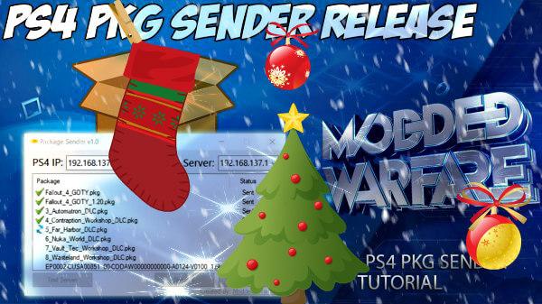 PS4 Package (PKG) Sender Release & Tutorial by MODDED WARFARE.jpg