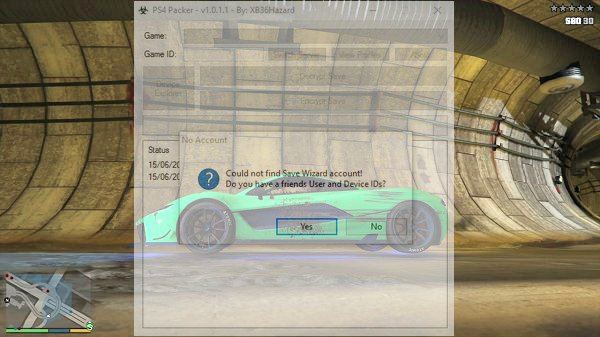PS4 Packer & GTA V Save Editor by XB36Hazard of X3t-Infinity.jpg