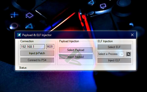 PS4 Payload ELF Injector for Exploited 5.05 Consoles by ItsJokerZz.jpg