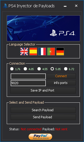 PS4 Payload Injector 2.1 Windows GUI Application by TheWizWiki.png