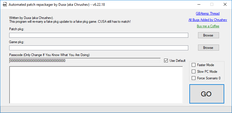 PS4 PKG Repackager to Repackage Fake Updates by Duxa (Chrushev) 2.png