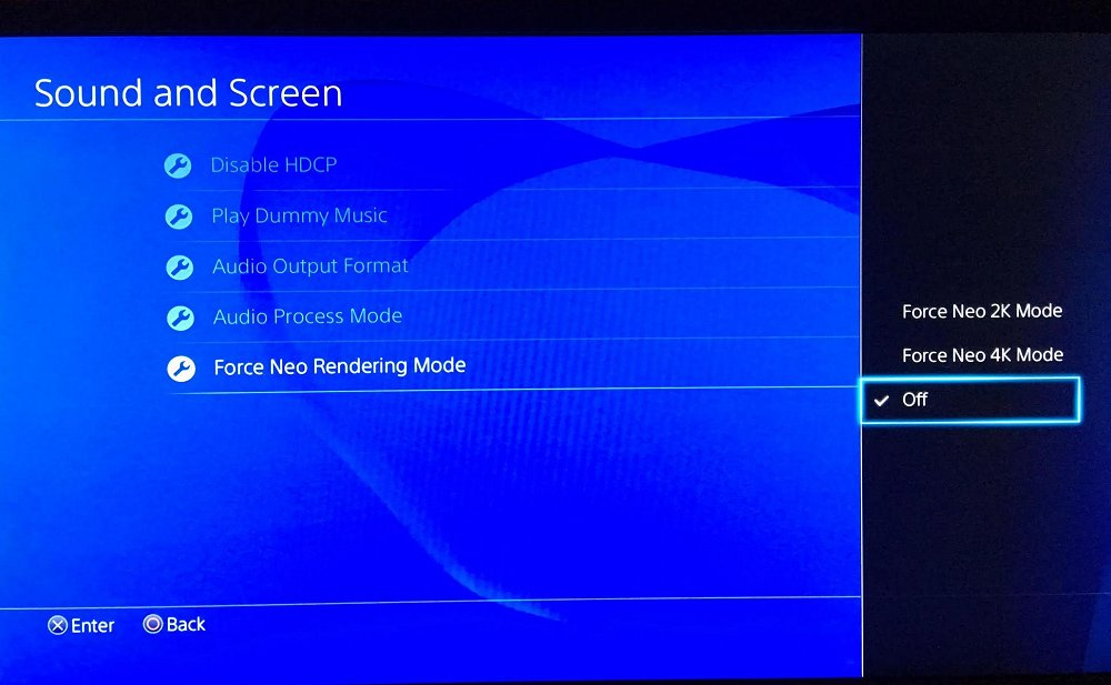 Disable Hdcp Ps4 Pro