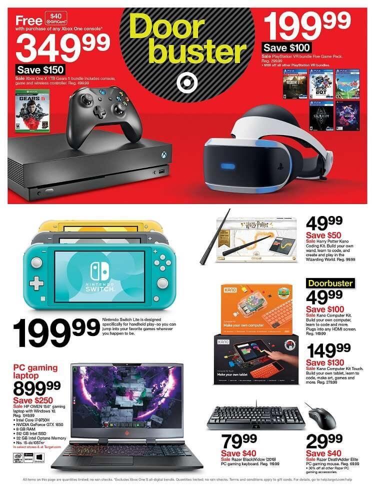 PS4 Slim 3-Game Bundle or PS VR 5-Game Bundle for $199 in Target Black Friday 2019 Ad! 2.jpg