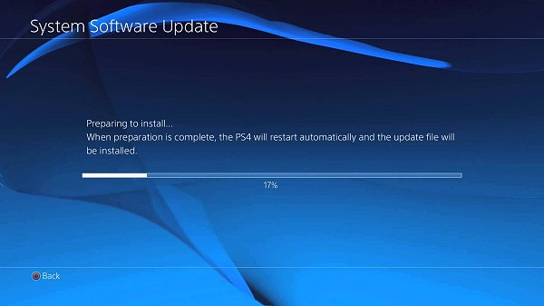 PS4 System Software  Firmware 5.01 Update Live, Adds Stability.jpg