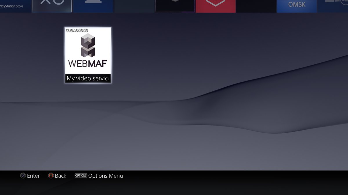 WebMAF PS4 *** Retail PKG Test File by Joona70 for Developers