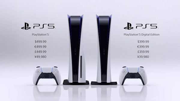 PS5 Price $499 & Digital Editon $399, Out November 12 in North America! 2.jpg
