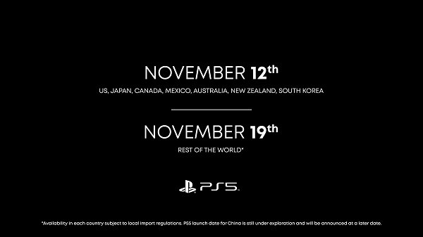 PS5 Price $499 & Digital Editon $399, Out November 12 in North America! 3.jpg