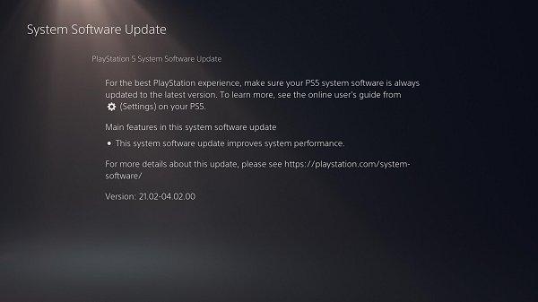 PS5 System Software  Firmware v4.02 Live, Don't Update!.jpg