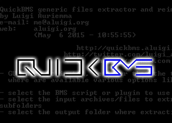 QuickBMS: Making BMS Scripts Tutorial by ThatTrueStruggle