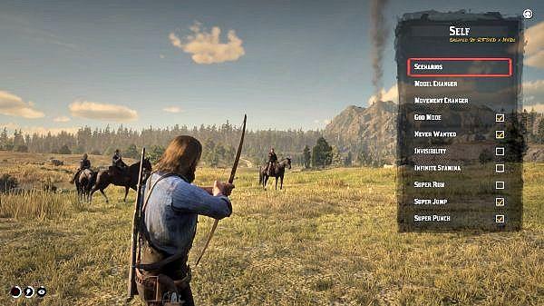 Red Dead Redemption 2 (RDR2) PS4 Mod Menu v1.19 by RF0oDxM0Dz!.jpg
