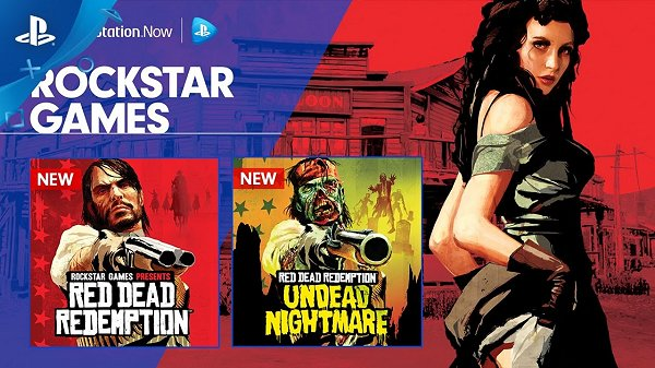 Red Dead Redemption and Undead Nightmare PS4 Join