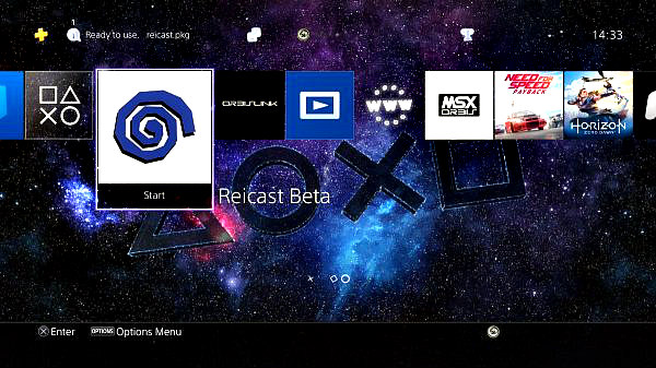 Reicast Sega Dreamcast Emulator PS4 Port in Development, Demo Video.jpg