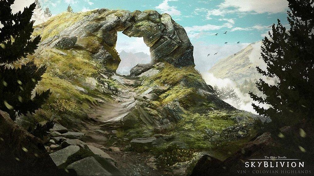 Remaster of Oblivion in Skyrim's Creation Kit 10.jpg