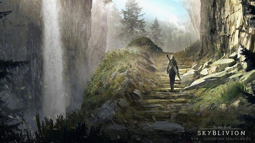 Remaster of Oblivion in Skyrim's Creation Kit 9.jpg
