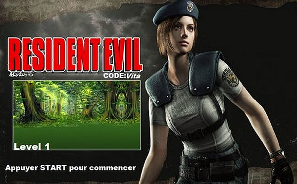 Resident Evil CODE Vita PS4 Homebrew Demo Video by Markus95.jpg