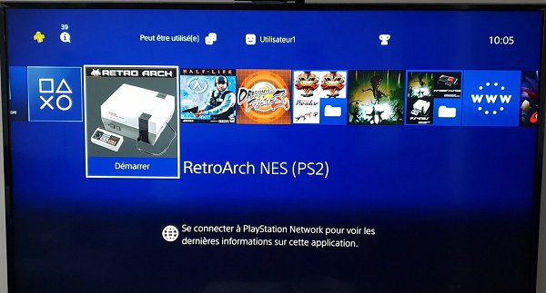 RetroArch PS2 on PS4 (2048 and QuickNES Cores) PKGs via Markus95.jpg