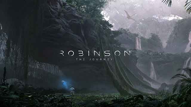 Robinson The Journey for PlayStation VR Joins New Releases, PSN Sales.jpg