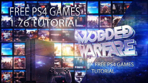 Running Free FULL Games on a 1.76 PS4 Guide by Modded Warfare.jpg