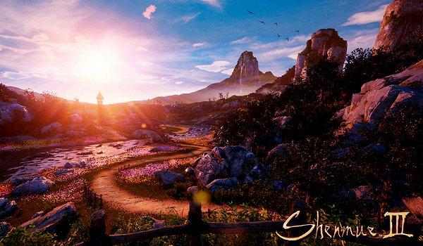 Shenmue III on PlayStation 4, PS4 Teaser Trailer at Gamescom 2017.jpg