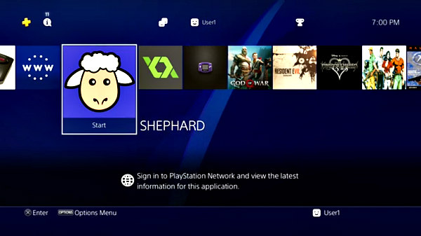 ShepHard (Shep Hard) PS4 Homebrew Game Port PKG & Demo Video.jpg
