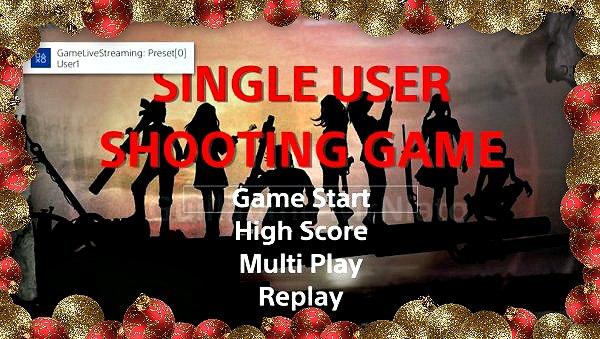 Simple Shooting Game PS4 TestKit, MK XL PS4 4.05 Debug Menu Demos.jpg