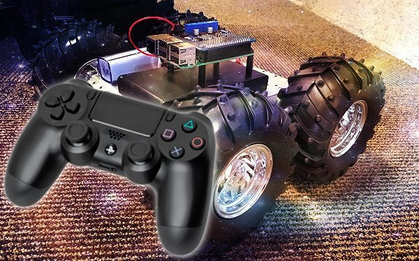 Simple Wireless Rover for Raspberry Pi Controlled by PS4 DS4 via WiFi.jpg