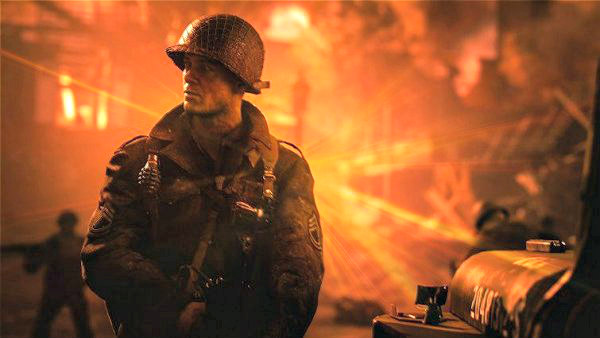 Sledgehammer Games Answers Call of Duty WWII PS4 Questions.jpg