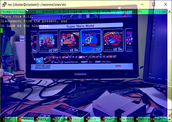 SNES Classic Edition Confirmed Hackable with Hakchi2 by Retrogamers.jpg