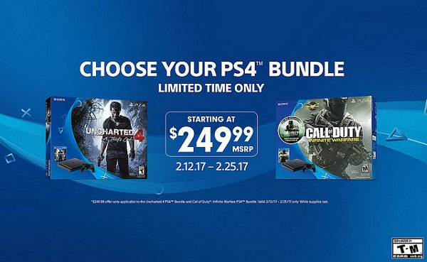 Sony Announces Select PS4 Bundles for $249 This Month.jpg