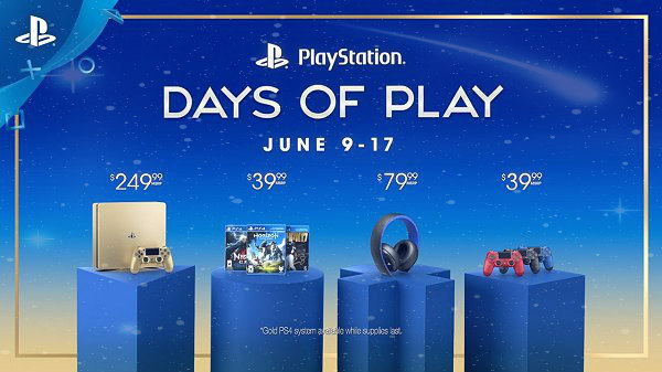Sony Introduces PS4 Slim Gold & Silver Models, Days of Play Campaign.jpg