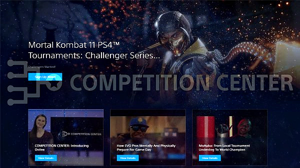 Sony Launches Mobile & Web Competition Center for PlayStation Gamers.jpg