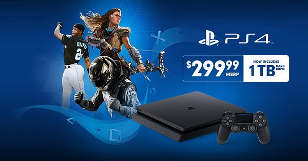 Sony Offers New PS4 Slim with 1TB HDD for $299.99 Starting This Month.jpg
