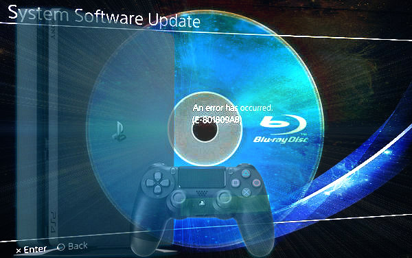 Sony Responds to PS4 Error Code E-801809A8 on 5.0 OFW Upgrades.jpg
