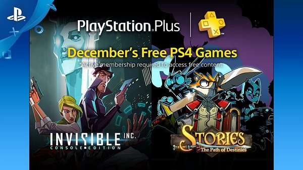Sony Unveils Free PlayStation Plus Games for December, 2016.jpg