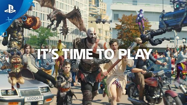 Sony Unveils Latest PlayStation 4 TV Spot It's Time to Play!.jpg