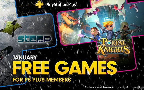 Sony Unveils PlayStation Plus Free Games for January 2019.jpg