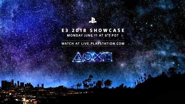 Sony Unveils the PlayStation E3 2018 Showcase, Set for June 11th.jpg