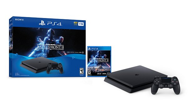 Star Wars Battlefront II Standard Edition & PS4 Pro Bundles Coming 2.jpg
