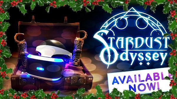 Stardust Odyssey Blasts Off Today on PlayStation VR, Gameplay Video.jpg