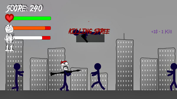 Stickman Zombie Attack PS4 Homebrew Game PKG by Med33.jpg