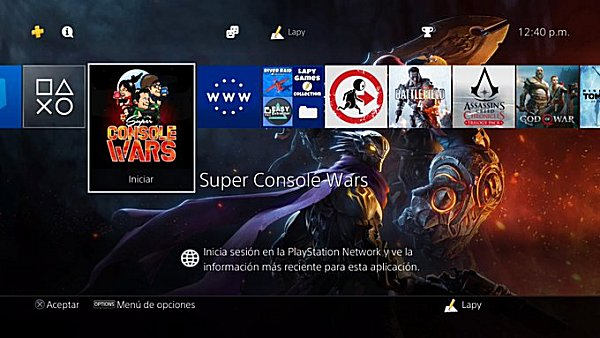 Super Console Wars 1.0 PS4 Homebrew Game PKG by Lapy & Acekone1!.jpg